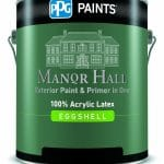 Manor Hall Exterior Paint & Primer in One